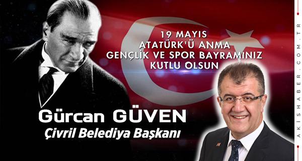 Dr.Gürcan Güven, Çivril Belediye Başkanı