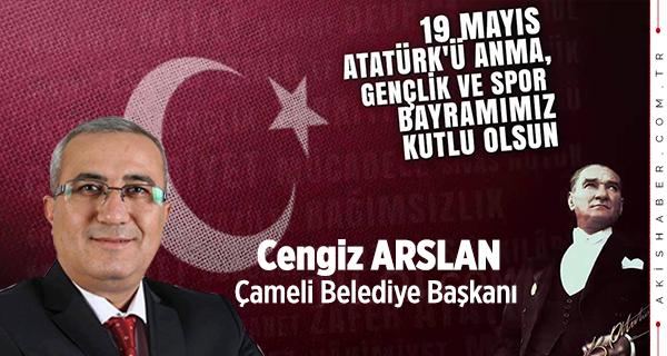 Cengiz Arslan, Çameli Belediye Başkanı