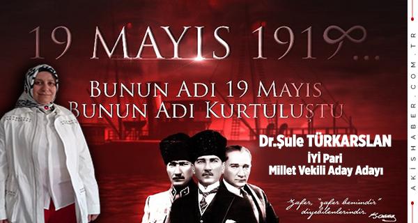 Dr.Şule Türkaslan, İYİ Parti aday adayı