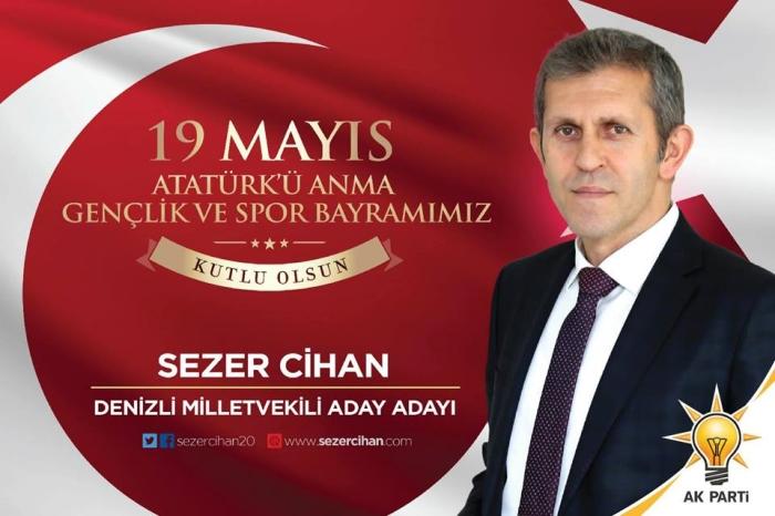 Sezer Cihan, Ak Parti Milletvekili aday adayı