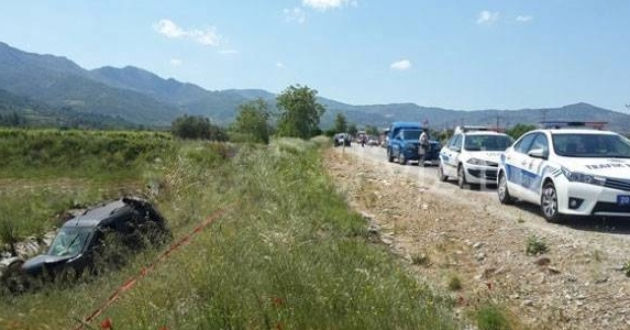 Buldan'da Kaza 1 Ölü