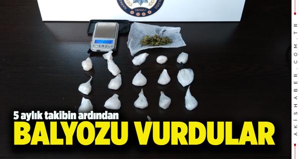Uyuşturucu Kaçakçılarına Darbe