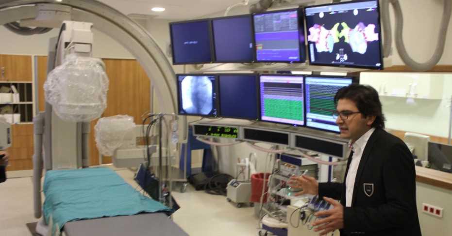 Kalp Hastalarına Müjde PAÜ Aritmi Merkezini Açtı!