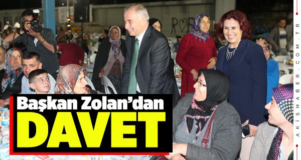 Vatandaşlar Pınarkent'te Buluştu