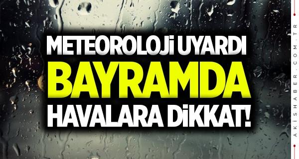 Denizli'de Ramazan Bayramı'nda havalar nasıl olacak?