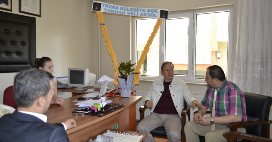 Tavas Belediyesi Engellileri Ziyaret Etti