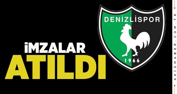 Denizlispor'da Transferler Devam Ediyor