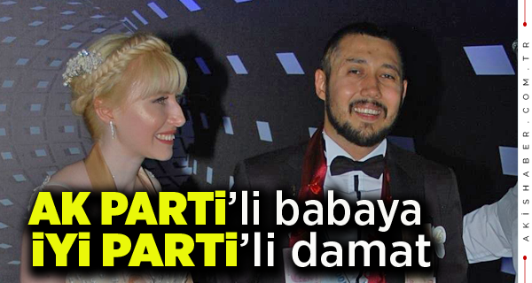 AK Parti ile İYİ Partiyi Birleştiren Düğün