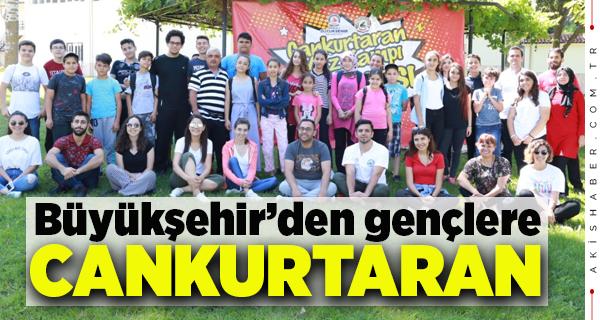 Gençlik Meclisi'nden Bambaşka Yaz Kampı