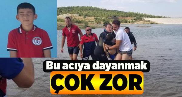 Gölette Can Veren Osman Defnedildi