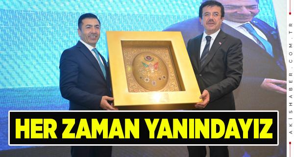 Başkan Erdoğan'dan Nihat Zeybekci Açıklaması
