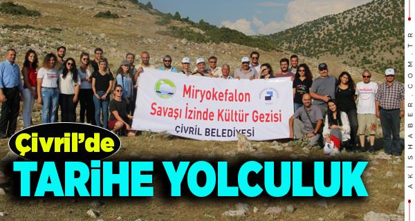 Çivril'de Tarih Kokan Bir Gezi