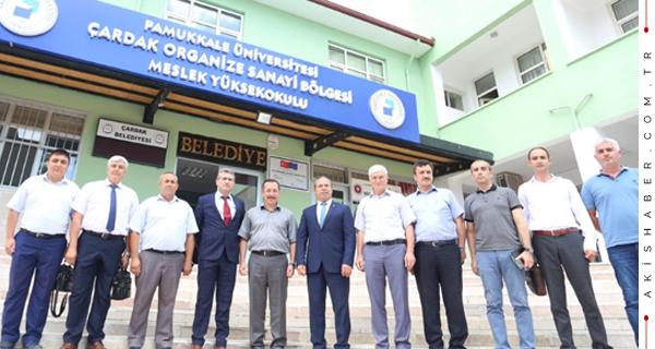 PAÜ'nün En farklı Meslek Yüksekokulu Çardak'ta