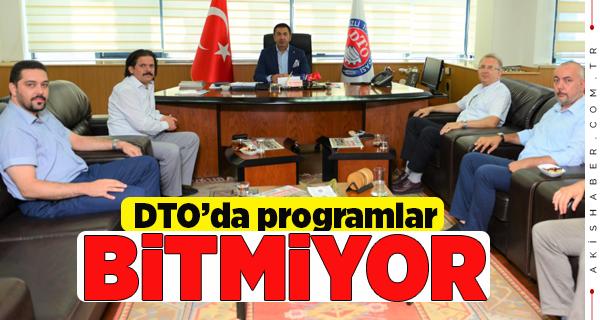 Başkan Erdoğan Soluksuz Çalışıyor