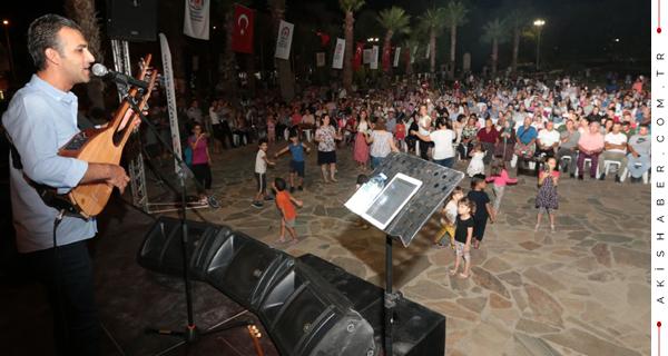Büyükşehir Yaz Konserleri Sürüyor