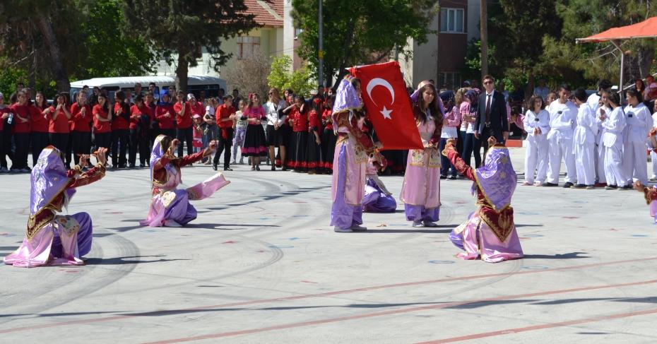 Dazkırı'da 19 Mayıs Coşkuyla Kutlandı
