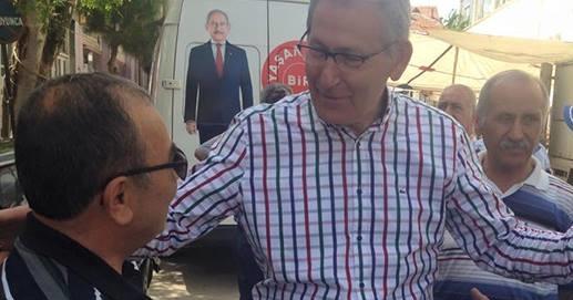Arslan:Chp İktidarında Esnaf Kazanacak