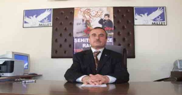 ''Türkiye'nin En Ehil ve Hazır Partisi Biziz''