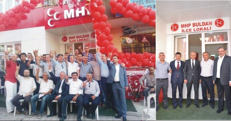 Buldan MHP Kendi Binasına Kavuştu