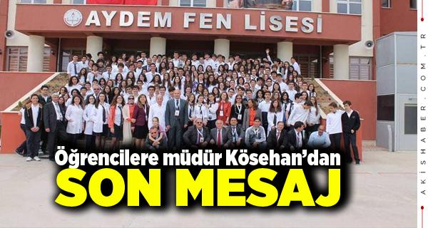 Aydem Fen Lisesi'nden Büyük Başarı