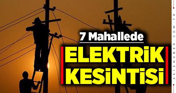 ADM Elektrik'ten Uyarı