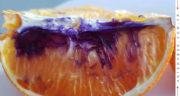 Bilim İnsanlarının Çözemediği Portakal