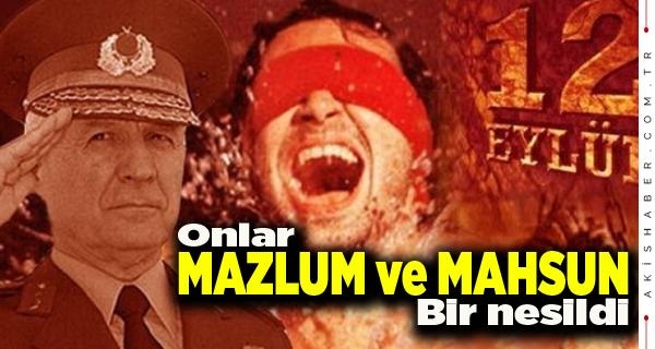 Dr. Mehmet Güneş'in Kaleminden 12 Eylül