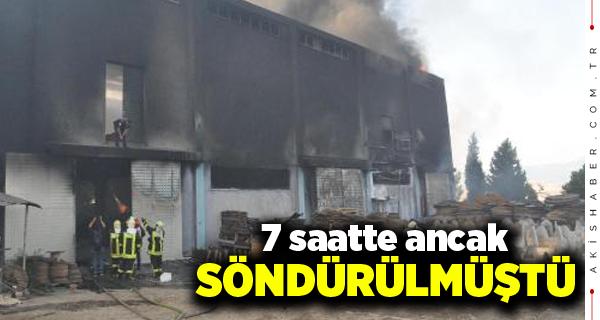 Yangının Sebebi 11 Gün Sonra Ortaya Çıktı