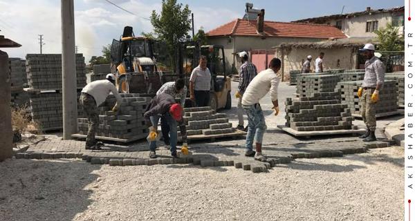 Çivril'de Çalışmalar Hiç Durmuyor