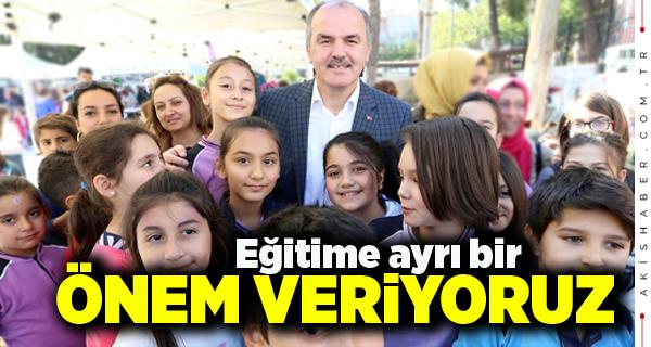 Pamukkale Belediyesi'nden Eğitime Tam Destek