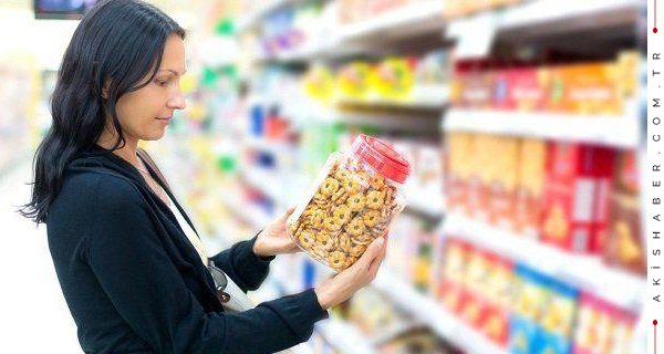 Ürün Etiketlerinde Devrim Gibi Değişiklik