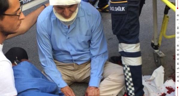Yeniçağ Gazetesi Yazarı Kaza Geçirdi