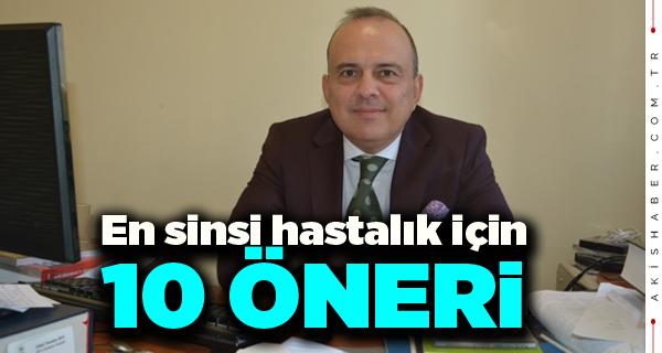 Türkiye'de 600 Bin Kişide Var