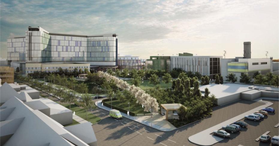 Denizli'ye 1000 Yataklı Hastane Geliyor