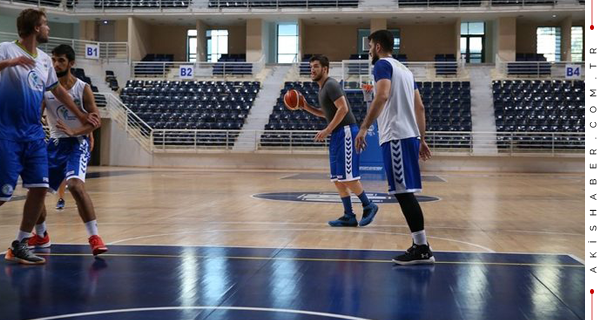 Merkezefendi Basket Takımı İzmir'de Boy Gösterecek