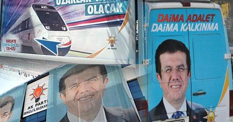 MHP'nin İtiraz Ettiği O Afişlere Kaldırma Kararı