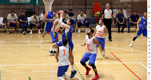 Merkezefendi Basket Takımı; Yola Devam...