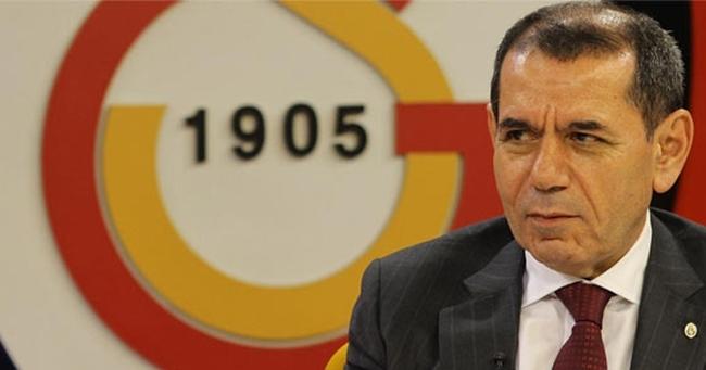 Galatasaray'ın Yeni Başkanı Dursun Özbek Oldu