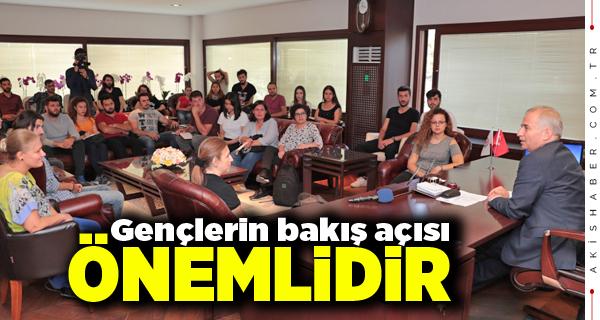 Başkan Zolan'ın Misafirleri İzmir'den
