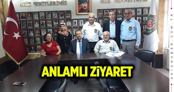 Başkan Erdoğan'dan Gazilere Anlamlı Ziyaret