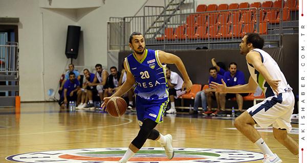 Denizli Basket'in ilk rakibi Nazilli Belediyesi