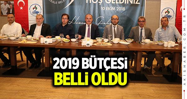 Pamukkale Belediyesi'ne yeni bütçe