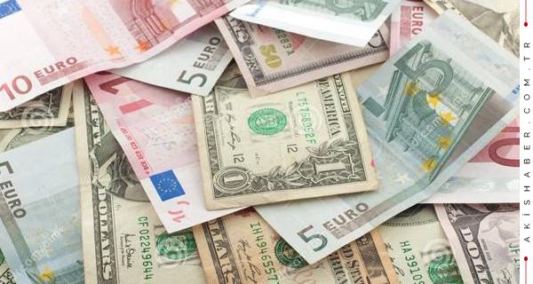 Dolar ve Euro'da Akşam Sürprizi