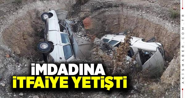 Buldan'da Korkutan Kaza