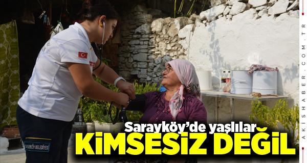 Sarayköy Belediyesi'nden Sınırsız Hizmet