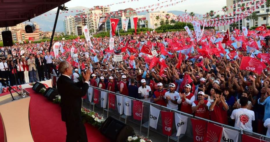 Kılıçdaroğlu Denizli'de Hükümete Yüklendi