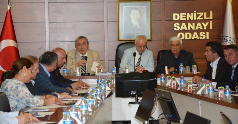 DSO Milletvekili Adaylarını Ağırladı