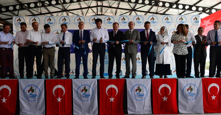 Pamukkale Belediyesi'nden Akköy'e Bir Hizmet Daha