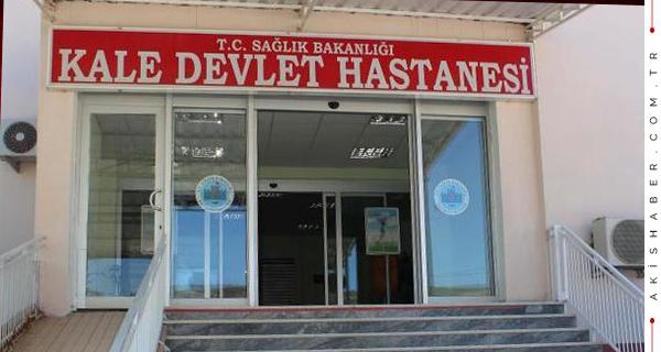 Kale Devlet Hastanesi Güçleniyor