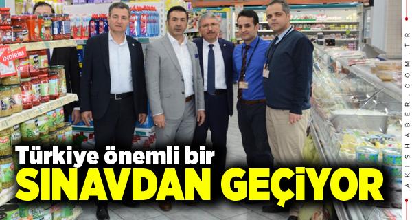 Başkan Erdoğan'dan Desteğe Destek
